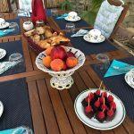 Casamia - Table hote - petit dejeuner -IMG_9656